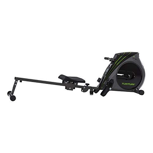 Tunturi Cardio Fit R20 Rudergerät für Zuhause/Rudermaschine/Rower Heimtrainer - klappbar und platzsparend