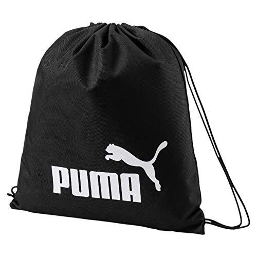 PUMA Turnbeutel PUMA Phase Gym Sack, PUMA Black, OSFA, 74943
