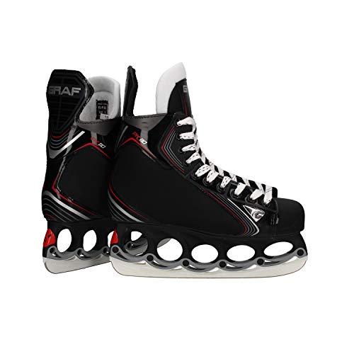 GRAF tblade Schlittschuhe Pk110 Eishockey und Freestyle (45)