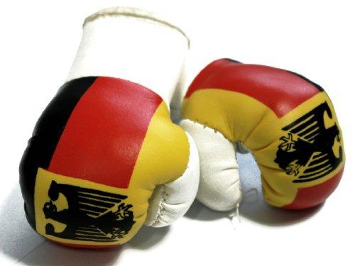 MBG 003 - Mini Boxhandschuhe / Deutschland Adler