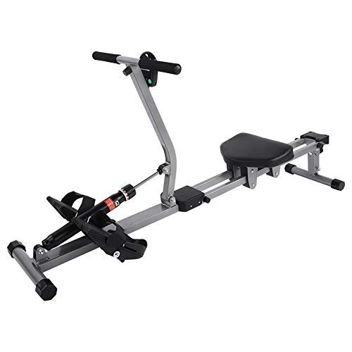 GOTOTOP Rudergerät Power für Zuhause Cardio Fitness Workout und Gym Training