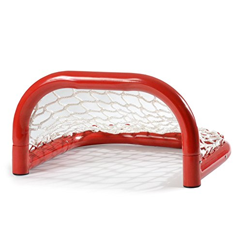 "BASE – Streethockey Skill Goal 14"" (36x20x36cm) I Outdoor-Tor I Tor mit Metallrahmen I Tor für Hockeybälle & Pucks I Streethockey-Training | Skill Goal"