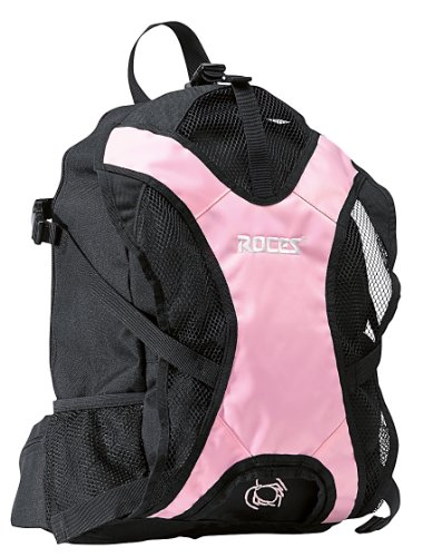Roces Herren Rücksack Inline Skates RUCKSUCK 1, PINK Black, 30254-004 pink-Black