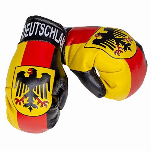 Mini Boxhandschuhe Deutschland MIT Adler