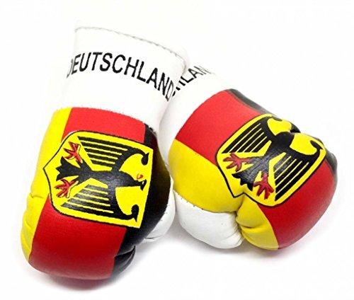 Mini Boxhandschuhe - Deutschland Adler